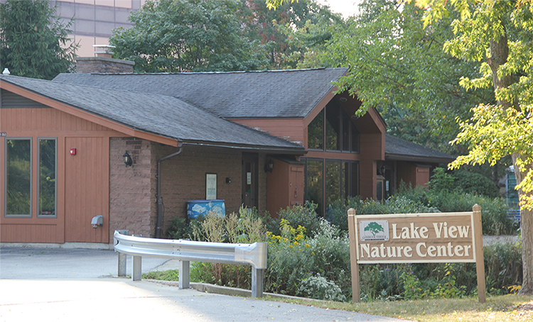 Lake View Nature Center Open House