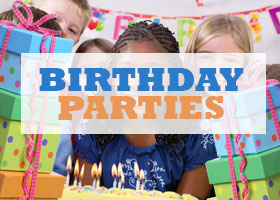 Birthday Parties - Lake View Nature Center - Oakbrook Terrace Park District